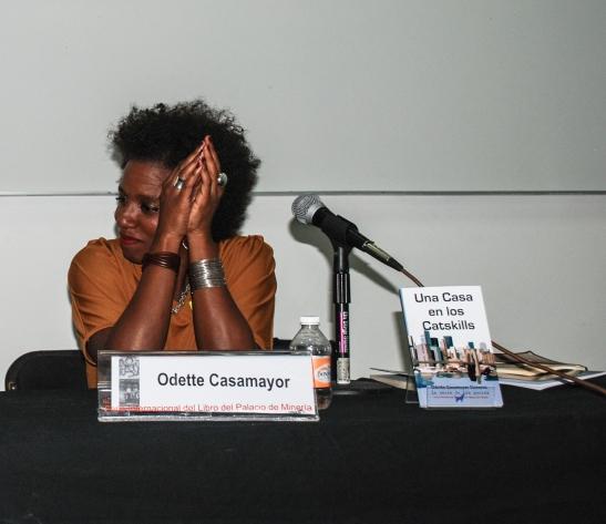 Odette Casamayor Cisneros