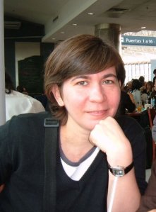 María Elena Hernández (Foto tomada de Facebook)