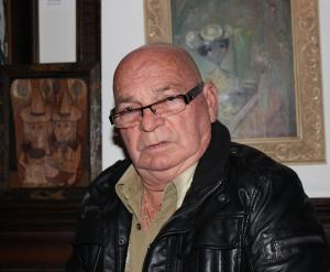 Efraín Riverón (Foto de E. M. V.)