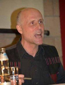 Peter Waugh (Foto cortesía del autor)
