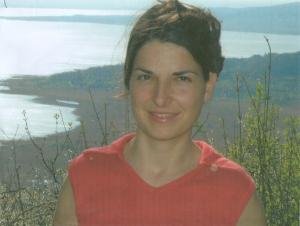 Teréz Polgár (Foto cortesía de la autora)