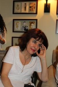 Ximena Gómez (Foto de Ernesto G.)