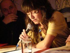 Soledad Castresana (Foto cortesía de la autora)