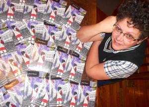 Odette Alonso (Foto cortesía de la autora)