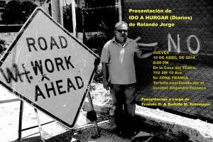 Rolando Jorge (Foto: Ernesto G.)