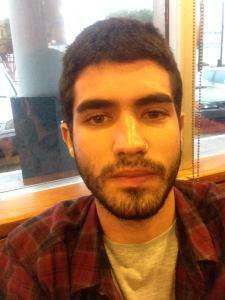 Alejandro Mesa Santana (Foto cortesía del autor)