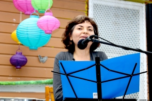 Ana Cecilia Blum (Foto: Ernesto G.)