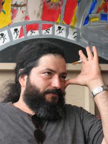 Ernesto García  (Foto de Eva M. Vergara)