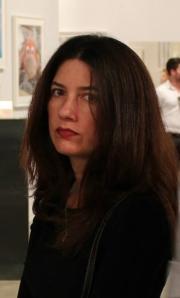 Eva M. Vergara (Foto de Rodolfo M. S.)