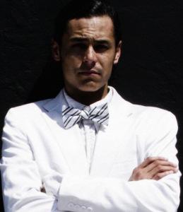 José Alfredo Aráuz Espinoza (Foto cortesía del autor)