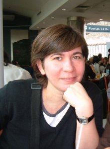 María Elena Hernández Caballero (Foto tomada de Facebook)