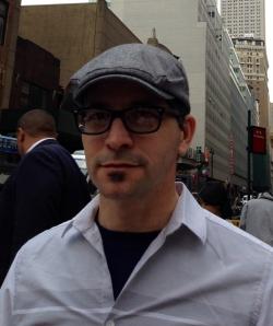 Michael H. Miranda (Foto de Martha Montejo)