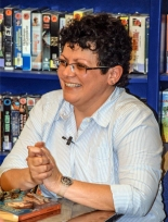 Odette Alonso (Foto de Ena Columbié)