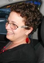 Rita Martín (Foto cortessía de la autora)