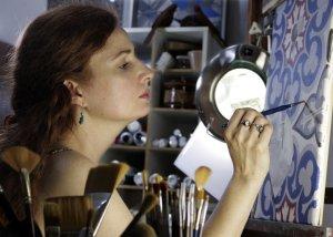 Violeta Roque de Arana (Foto cortesía de la autora)