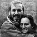 Roberto Valero y María Badías-Valero (Foto de Marcia Morgado)