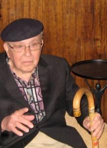 Lorenzo García Vega (Foto: Pablo de Cuba Soria)