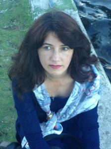 Eva M Vergara (Foto de Rodolfo Martínez Sotomayor)