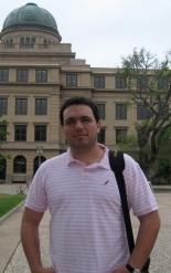 Pablo de Cuba Soria (Foto cortesía del autor)