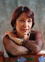 Daína Chaviano (Foto de Lili Dominguez)