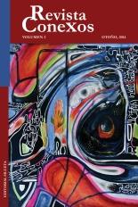 "Revista Conexos. Volumen 1. Año 2014 (Editorial Silueta, 2014) Ilustración de portada ""The Firebird"" de María Badías-Valero"