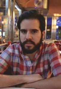 Rodolfo Martínez Vergara (Foto cortesía del autor)