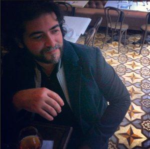 Joaquín Badajoz (Foto cortesía del autor)