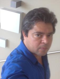 Rodolfo Martínez Sotomayor (Foto cortesía del autor)