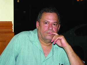 Rolando Jorge (Foto de Eva M. Vergara)