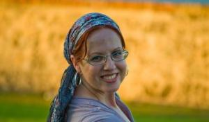 Cindy Jiménez-Vera  (Foto cortesía de la autora)