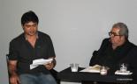 Rodolfo Martínez Sotomayor y Alejandro Fonseca