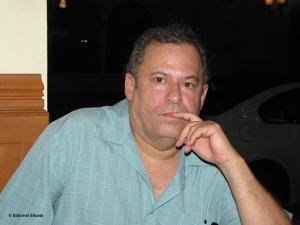 Rolando Jorge (Foto de Editorial Silueta)