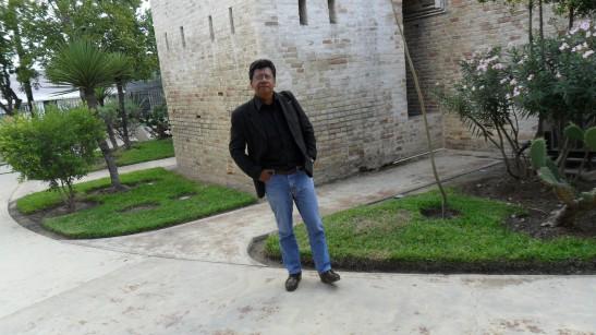 Luis Alberto Chavez Focil (Foto cortesía del autor)