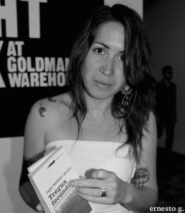 Legna Rodríguez (Foto de Ernesto G.)