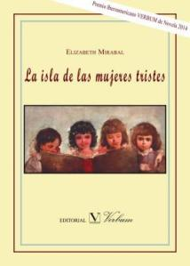 """""""La isla de las mujeres tristes"""", de Elizabeth Mirabal"""