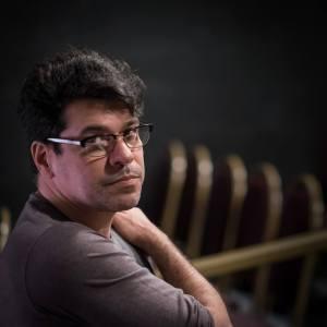 Eddy Díaz Souza (Foto de Julio de la Nuez)