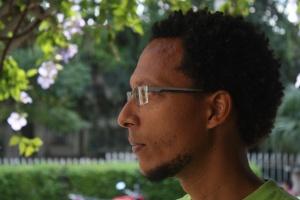 Ahmel Echevarría (Foto cortesía del autor)