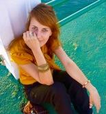 Anisley Negrín (Foto cortesía de la autora)
