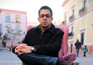 Bernardo Araujo (Foto cortesía del autor)