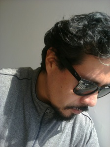 Federico Vite (Foto cortesía del autor)