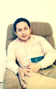 Francisco Javier Paniawa  del Castillo (Foto cortesía del autor)