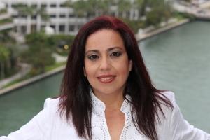 Janisset Rivero (Foto cortesía de la autora)