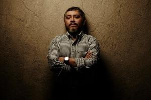 Luis Aguilar (Foto de Jacobo Parra)
