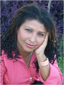 Vilma Duarte  (Foto cortesía de la autora)
