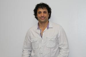 Lázaro Echemendía (Foto cortesía del autor)