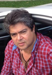 Rodolfo Martínez Sotomayor (Foto de Eva M. Vergara)