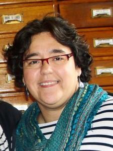 Mabel Cuesta (Foto cortesía de la autora)