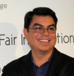 Omar Villasana (Foto cortesía del autor)