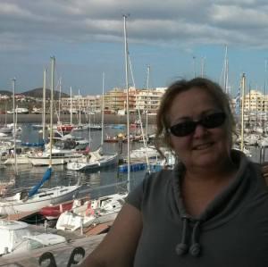 Sonia Díaz Corrales (Foto cortesía de la autora)