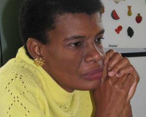 Dulce María Sotolongo Carrington (Foto cortesía de la autora)